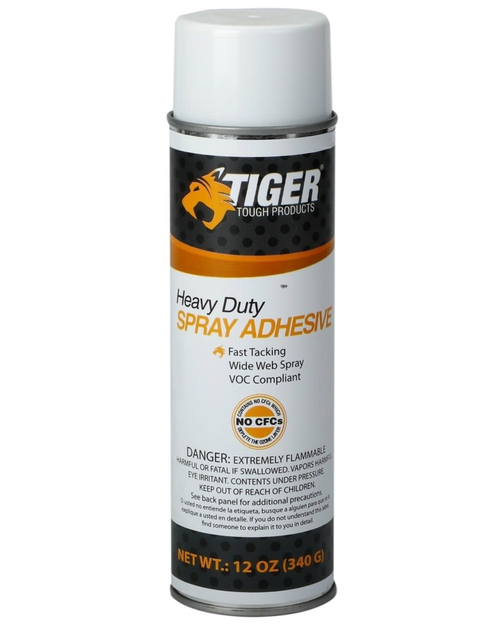Tiger Tough Heavy Duty Spray Adhesive