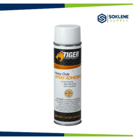 Tiger Tough Heavy Duty Spray Adhesive
