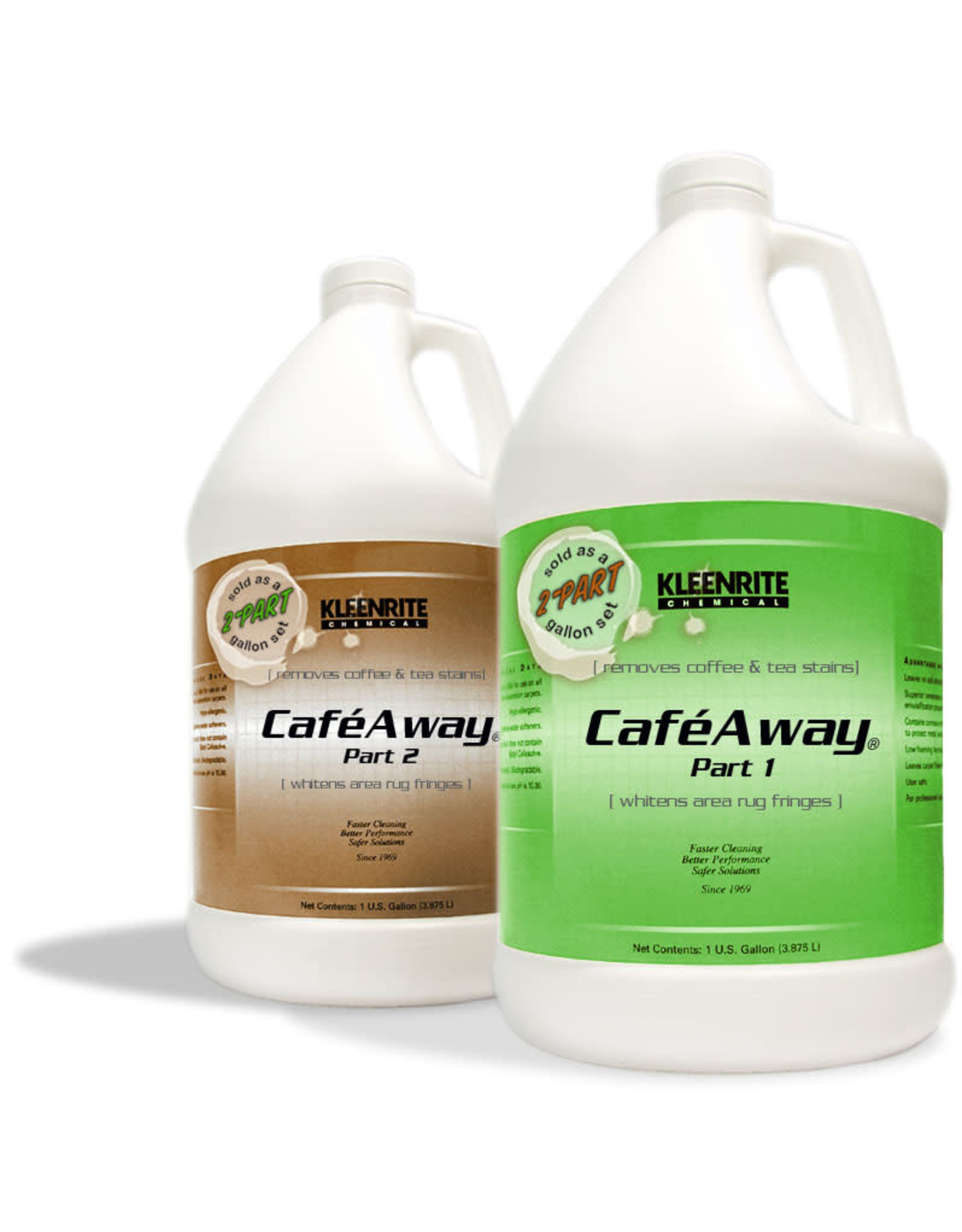 Kleenrite CafeAway (2 Gallon Set)
