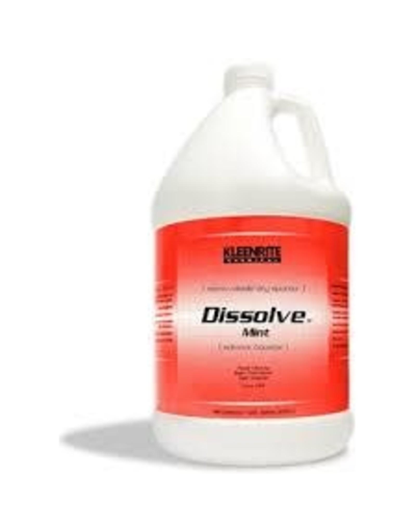 Kleenrite Dissolve Mint 1 GAL