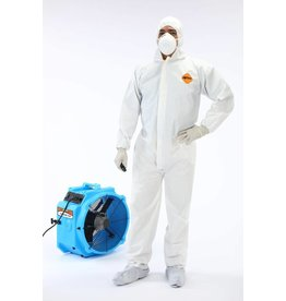 Heavy Duty All Purpose Coveralls (Case of 25)