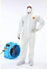 Heavy Duty Coveralls With Breathe Free Construction (Case of 25)