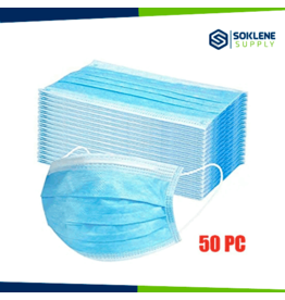 Surgical mask pack of 50- IN STOCK