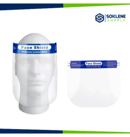 Face shield One size fits all