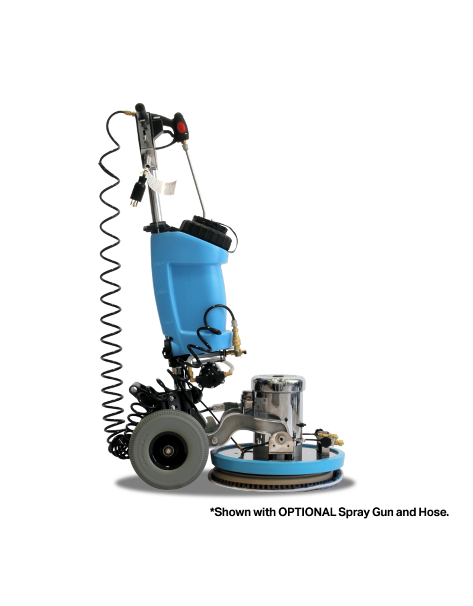 ECO17-PRO All Surface Orbital Floor Machine