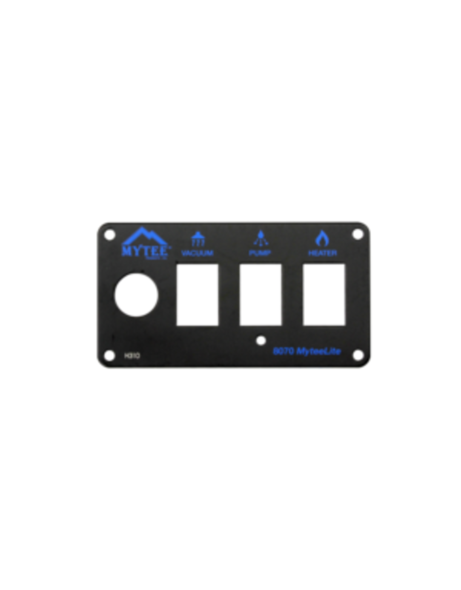 Mytee-Lite Switch Plate