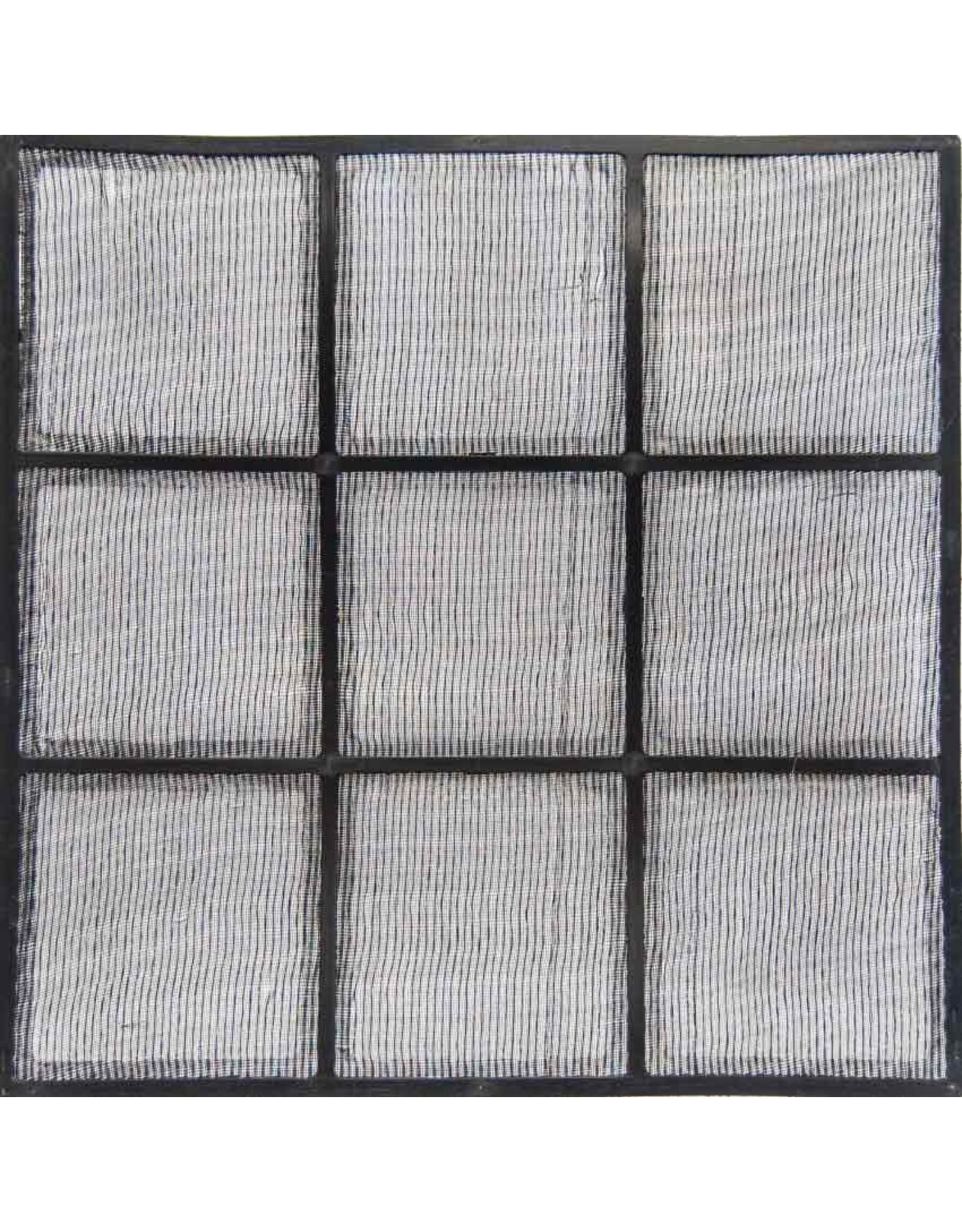 XPOWER Mini Air Scrubber NFS13 13″ x 13″ Washable Nylon Mesh Filter