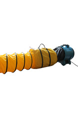 XPower 25 Ft. Ducting Hose 12 In. Diameter