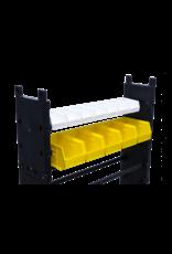 Bin Hanging Rail Kit for Modular Van Shelving System