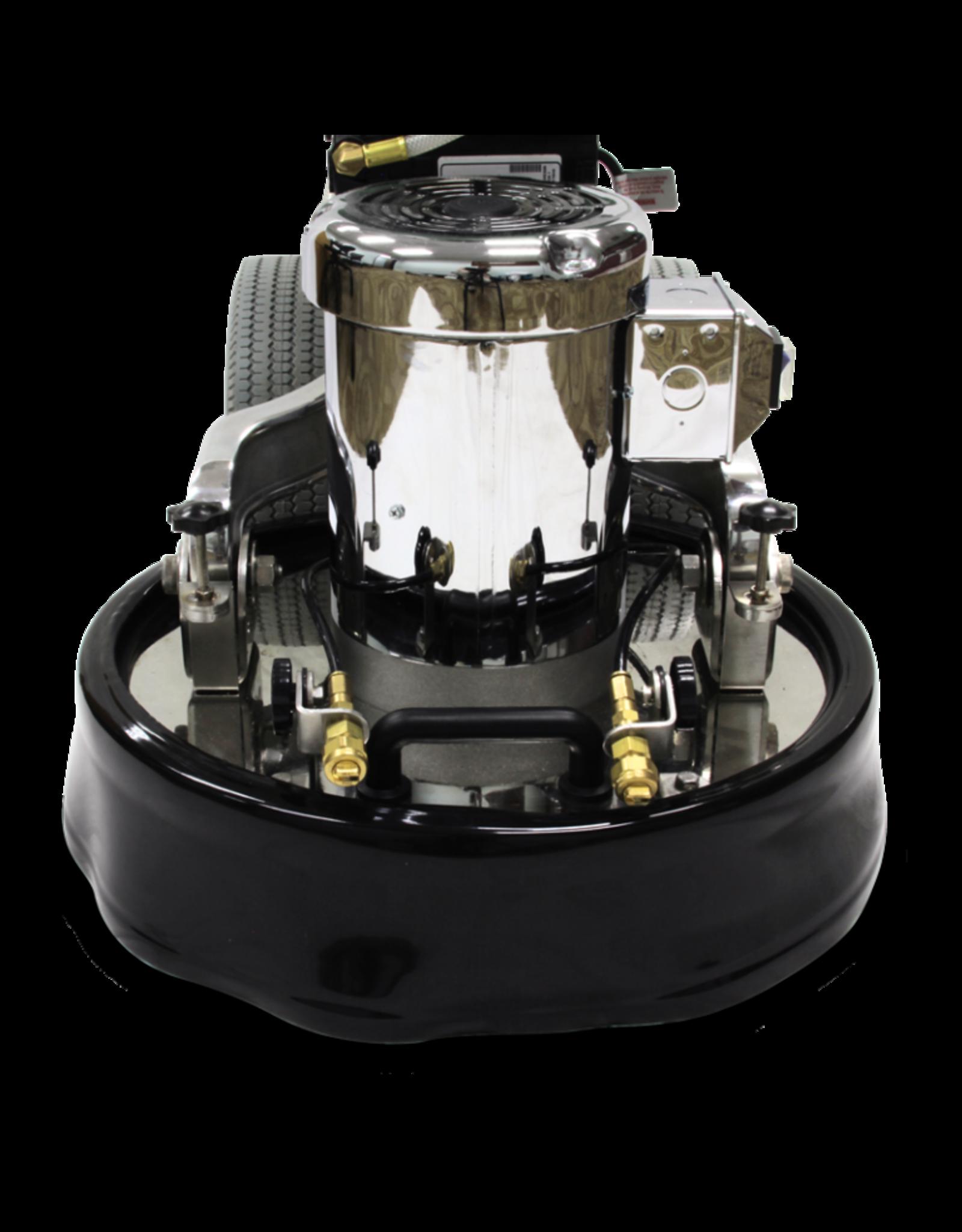 Splash Guard for 17″ Orbital Floor Machines