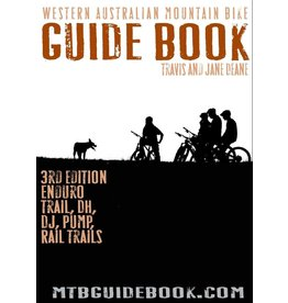 WA MTB GUIDE BOOK 3rd EDITION