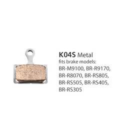 Shimano SHIMANO K04S ROAD DISC BRAKE PADS