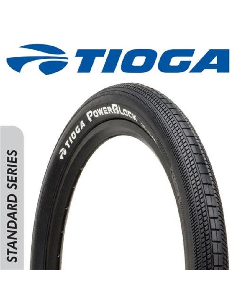 "TYRE 20"" X 1 3/8""  TIOGA POWERBLOCK"
