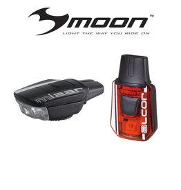 MOON MIZAR/ALCOR F & R LIGHT SET