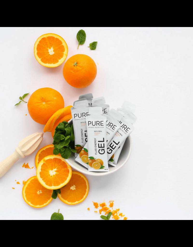 Pure Sports Nutrition PURE NUTRITION FLUID ENERGY GEL
