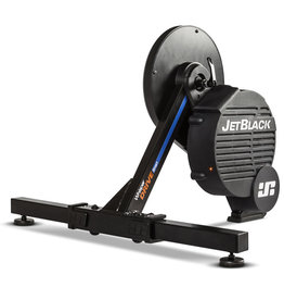 JET BLACK WHISPERDRIVE SMART TRAINER MARK II
