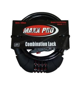 MAXX PRO 8MM X 1.8MTR COMBINATION LOCK