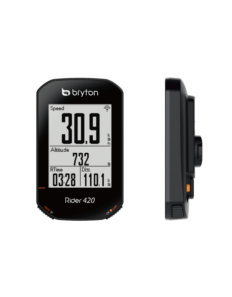 BRYTON BRYTON RIDER 420E GPS
