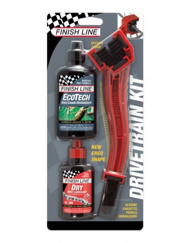 FINISH LINE FINISH LINE STARTER KIT