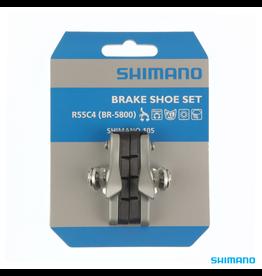 SHIMANO R55C4 BRAKE SHOE SET