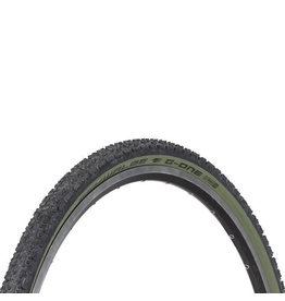 SCHWALBE G-ONE ULTRABITE 700 X 38 GREEN SPECIAL EDITION