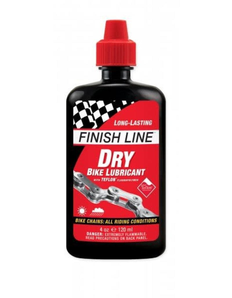 FINISH LINE FINISH LINE DRY LUBE PTFE 4oz