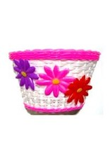 BASKET WITH FLOWERS