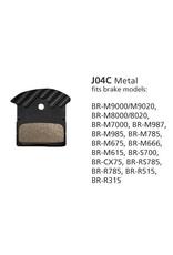 Shimano SHIMANO J04C M9000 ICE TECH PAD METAL