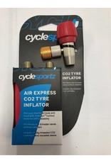 CO2 INFLATOR C/W C02