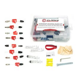 CLARKS CLARKS UNIVERSAL BRAKE BLEED KIT