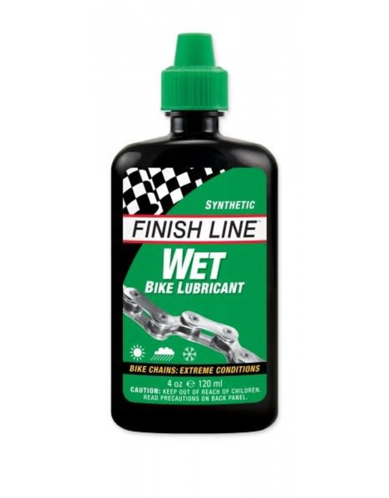 FINISH LINE FINISH LINE WET LUBE 120ML