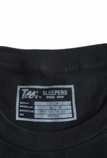 Sleepers Speed Shop T- Shirt - Black