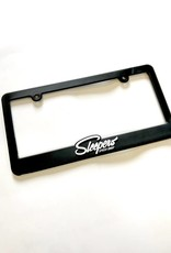 Sleepers License Plate Frame
