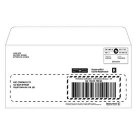 Shipping Registered mail