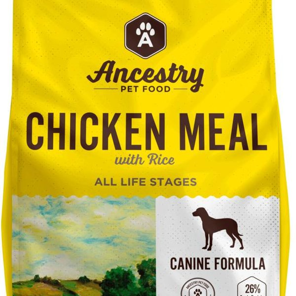 Ancestry Ancestry Chicken Meal & Rice