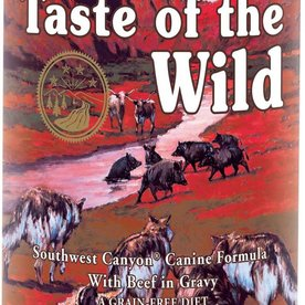 Taste of the Wild Southwest Cayon Can