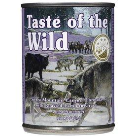 taste of the wild Taste of the Wild Sierra Mountain can