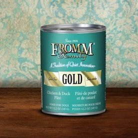 Fromm Fromm Chicken & Duck 12oz Can