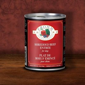 FROMM FAMILY FOODS LLC Fromm 4Star Beef Entree' 12oz Can