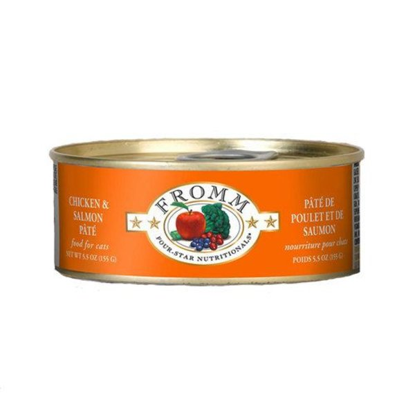 Fromm Family Fromm Chicken & Salmon Pate