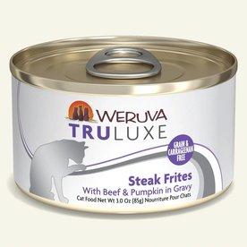 Weruva Weruva Truluxe Steak Frites