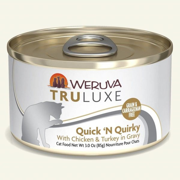 TruLuxe Weruva Quick N Quirky 3oz