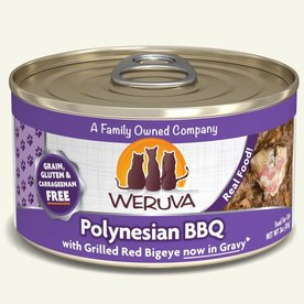 Weruva Weruva Polynesian BBQ 5.5oz.