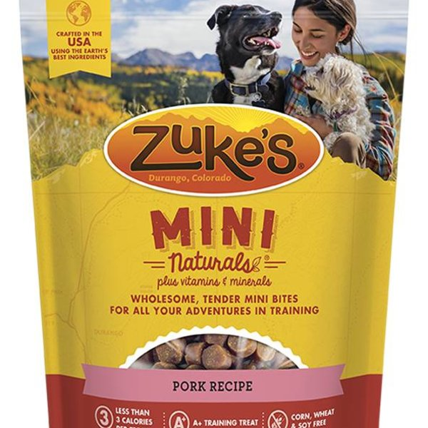 Zukes Dog Treats ~ Various Flavors