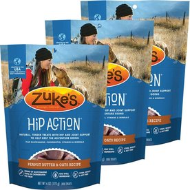 ZUKE'S Zuke Hip Action Treats