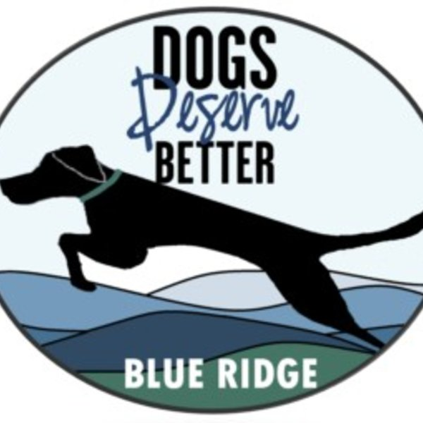 Dogs Deserve Better Blue Ridge Donations