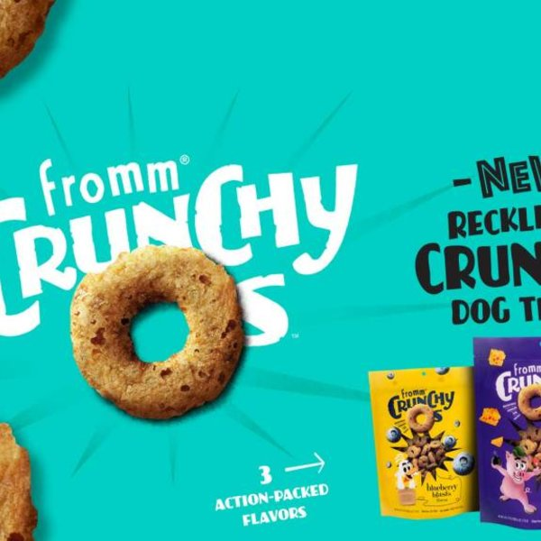 FROMM FAMILY FOODS LLC Fromm Crunchy O's