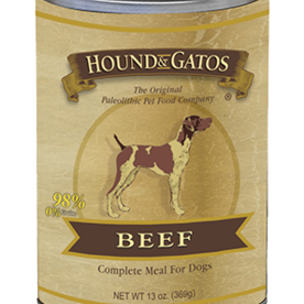 Hound and Gatos Hound and Gatos Beef Can