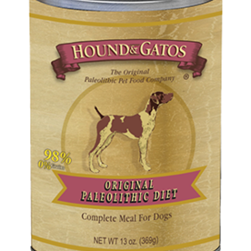 Hound and Gatos Hounds and Gatos Original Paleolithic cans