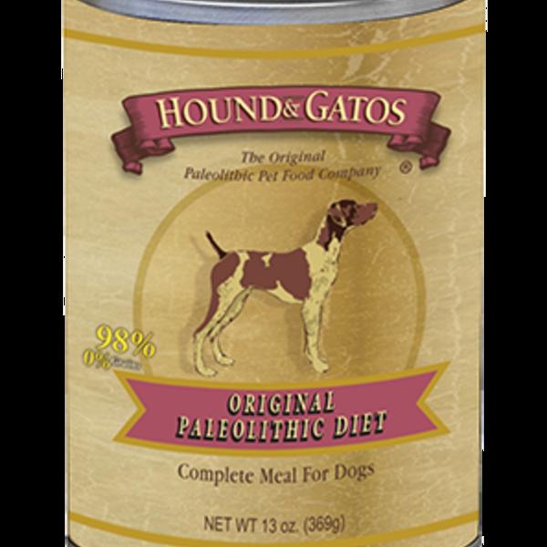 Hound and Gatos Hounds and Gatos Original Paleolithic cans